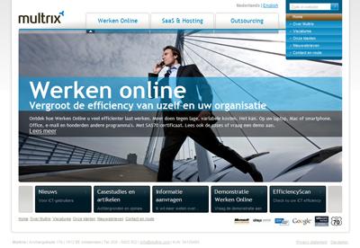 multrix-screenshot-website